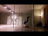 Strip danceBruno Mars - GrenadeChoreography by Darya SolodkayaDancer - Aleksandra Charskaya