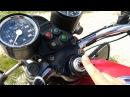 Ява 350-634 зажигание от скутера запуск с руки