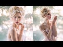 Natural Light Backlit Photoshoot, Behind The Scenes
