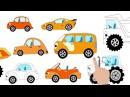 ЦВЕТНЫЕ МАШИНКИ - развивающая обучающая песенка про цвета и технику для детей малышей - Видео Dailymotion