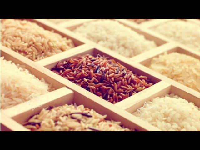 БУРЫЙ РИС ПОЛЬЗА рис польза химический состав бурого риса калорийность бурого и белого риса