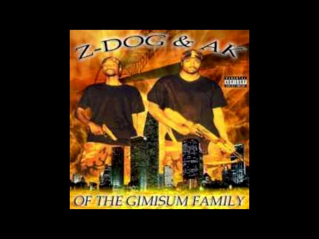 Z-Dog AK of The Gimisum Family - Solo Tape [Full Tape]