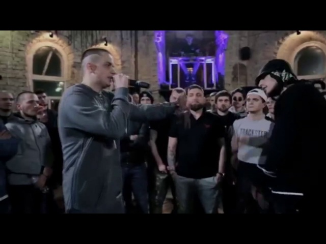 RapSoxBattle Артём Лоик против Альпачино