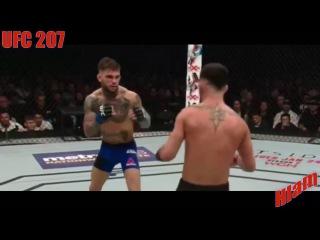 Dominick Cruz vs Cody Garbrandt /Доминик Круз против Коди Гарбрандт
