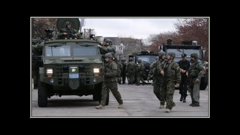 Martial Law in 15 Minutes - 1st Day (State of Emergency)