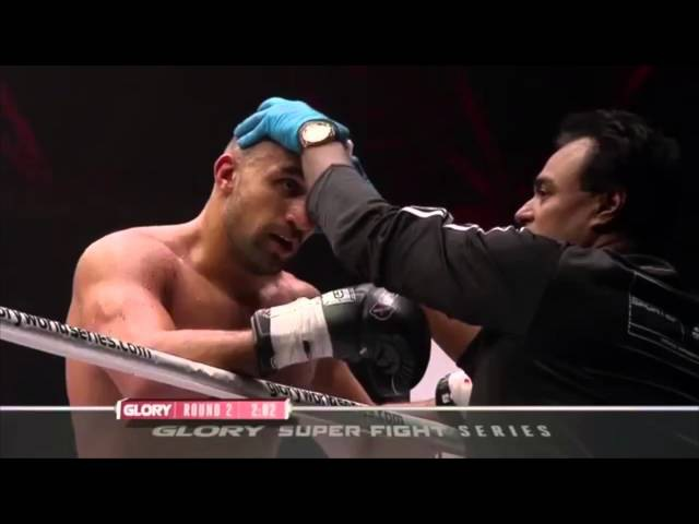GLORY 26 Superfight Series - Danyo Ilunga vs Mourad Bouzidi
