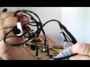 Como fazer Microfone de lapela caseiro teste gravador android
