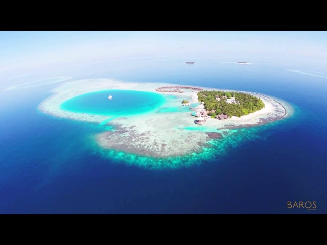 Baros Maldives Drone Video