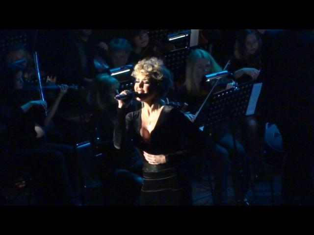 Наталия Диевская Когда мир был моим ария Мерседес, мюзикл Граф Монте- Кристо