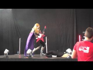 Yami - Yami as Johannes Krauser II | AniMatsuri 2016 | Cosplay Contest - Defile