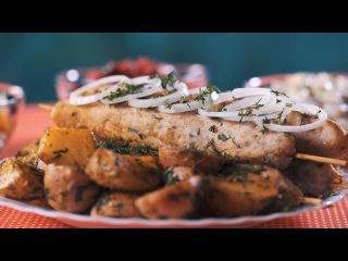 Кулинарный дом Алина. Реклама для ТВ. Кулинария