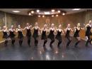 ДШИ им. С.Т.Рихтера. Хореографическое отделение. Урок народного танца. Преподаватель Ковылова Е.В.