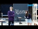 [1열중앙석] 꽃보다 남자 #2. 이 몸 - 켄, 이민영 하이라이트 무대(musical 연습실 공개)