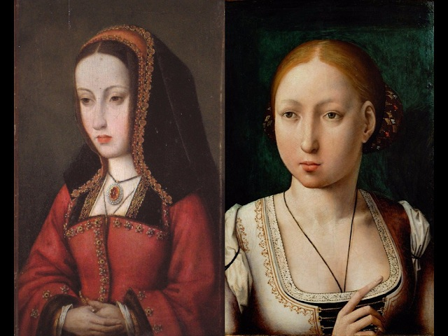 Juana I de Castilla, la loca - Mujeres en la historia