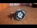 Обзор наручных мужских часов Casio Edifice