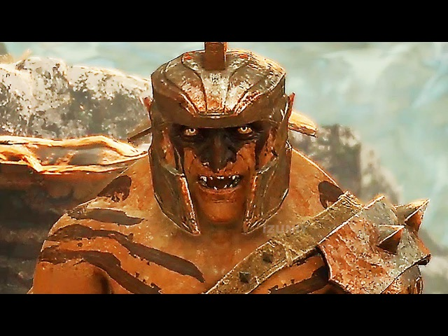 Middle-earth Shadow of War New Gameplay (Wraith Skills)