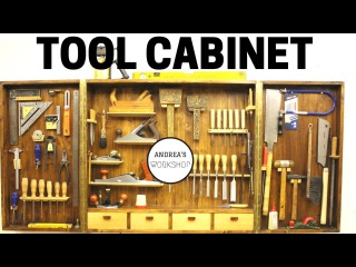 Making a Cabinet for Hand Tools - Ep 056