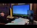 Турчинов ( ракетні пуски , за допомогою мобільного командного пункту )