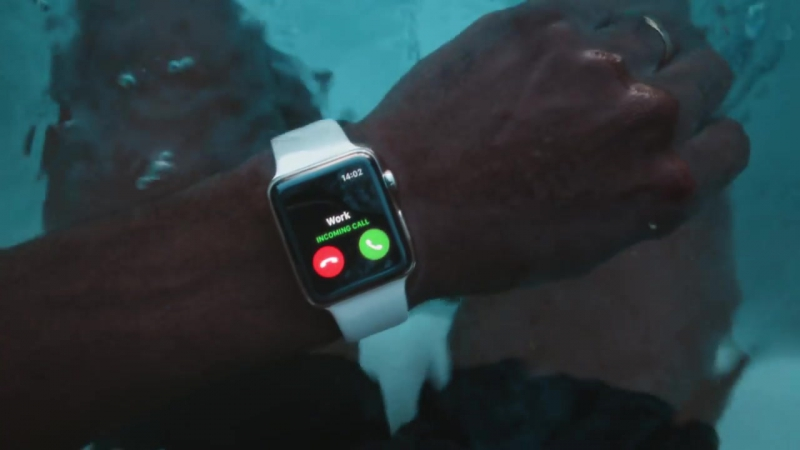 Apple Watch Series 2 – Go Swim