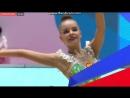 Дина Аверина - булавы финалГран-При, Холон 2017