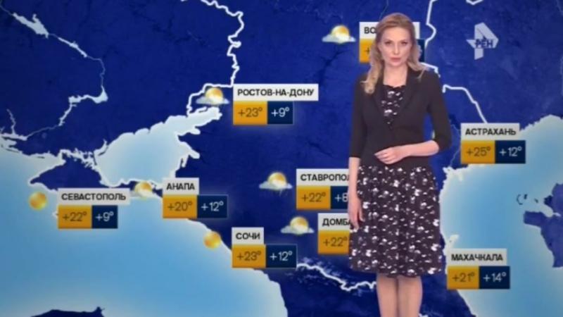 Погода сегодня, завтра, видео прогноз погоды на 3 дня 26.5.2017
