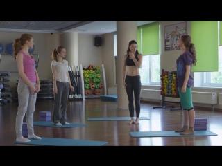 BODY STRETCH (Тренер Xfit-PRO - Алена Грибанова)