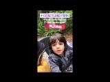 Филипп Киркоров с детьми: Мартином и Аллой-Викторией в Диснейленде, 01.07.17