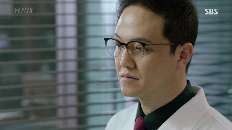 Ён Паль: Подпольный доктор - 1 серия [озвучка GREEN TEA]