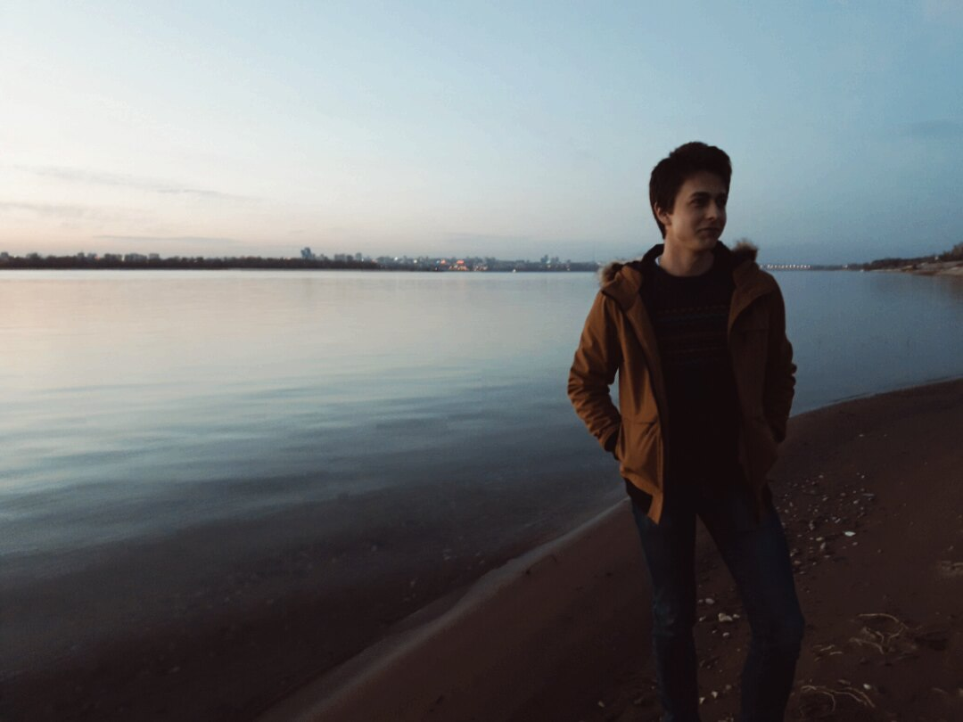 Sergey Fomin, Volgograd - photo №2