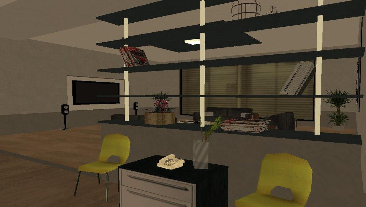 [Маппинг] Интерьер квартиры Автор: The Free Company  VABfpPOXDkQ