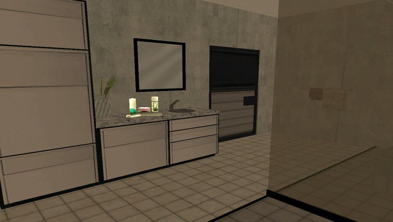 [Маппинг] Интерьер квартиры Автор: The Free Company  PGmc606Y_2U