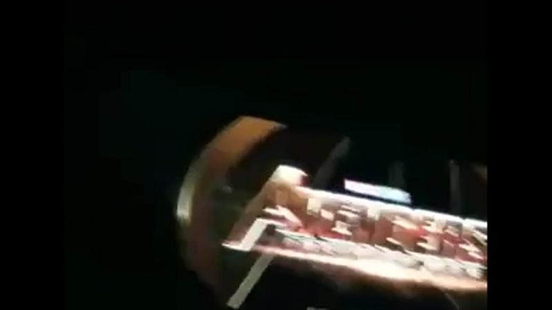 Мстители: Война Бесконечности   Экранка футаджа с Комик-Кона (2)