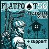 "FLATFOOT 56 (USA) паб ""Оливер"" 13.12.2017"