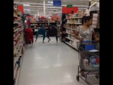 Dem White Boyz The creatures of Walmart vine