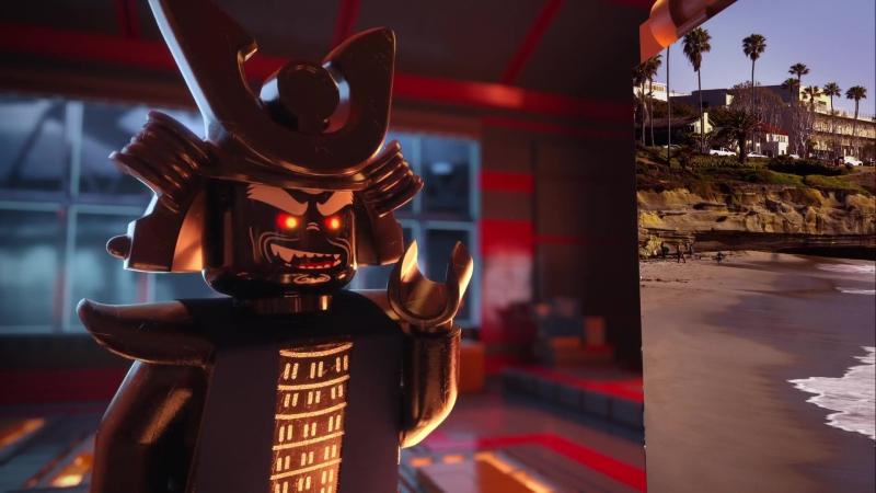 THE LEGO NINJAGO MOVIE - Official Comic-Con Trailer (2017) Animated Comedy Movie HD