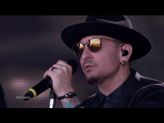 Linkin Park Performs One More Light 19 мая 2017 телешоу Джимми Киммела, Лос-Анджелес, США.