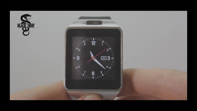 Black Shop | Обзор Часов Smart Watch