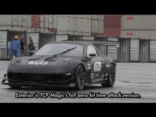 Time Attack RX-7 from TCP Magic - Tuner Club Ep. 11