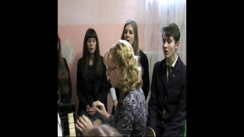 Молодіжний клуб-Тінейджер - Моє позашкільне захоплення - спів