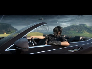 Final Fantasy 15 Cinematic Trailer Omen (Final Fantasy XV)