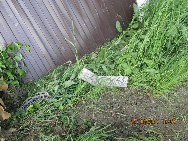 Нетрезвый шофёр снес забор кладбища ипроехал помогиле