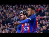 Чемпионат Испании 2016-17 / 14-й тур / Барселона - Реал / Футбол 1 [03.12.2016, H.264, UA-RU, IPTV] 2 Тайм