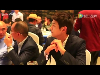 Kwak Si Yang on Asia Star Golf Charity Event 05.12.2016
