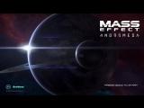 Главное меню Mass Effect: Andromeda