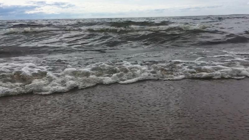9-й вал. Финский залив 😱😄🌊