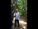 Рабочие моменты на съёмках (2)