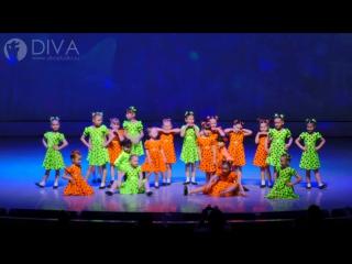 Детские эстрадные танцы 5-7 лет