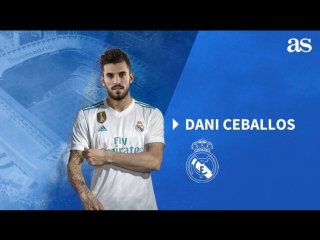 Dani Ceballos _ Welcome to Real Madrid