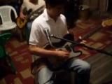 Музыка Карлоса Сантаны (репетиция группы