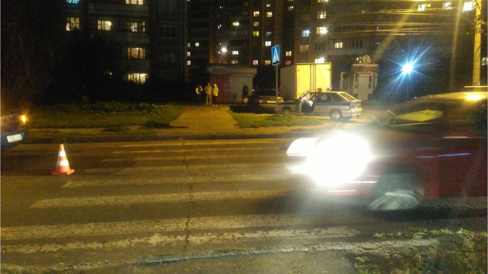 В Курске в день пешеходного рейда под колеса попали два человека